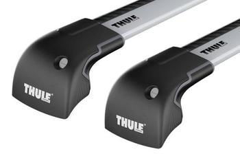 Багажник на интегрированные рейлинги Thule Wingbar Edge для Ford Edge (mkII) 2015→ — фото