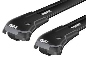Багажная система для рейлинга Thule Wingbar Edge Black 9582 — фото