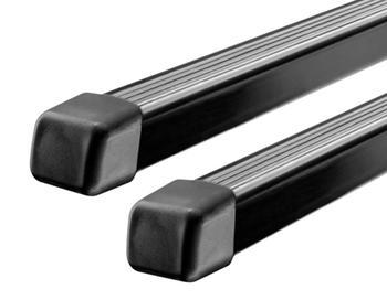 Поперечины сталь (1,50m) Thule SquareBar 763 — фото