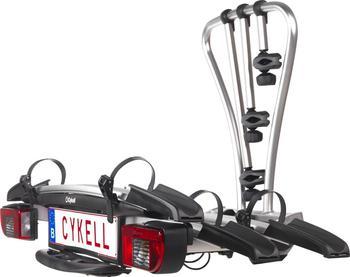 Велокрепление Whispbar Cykell T31 Bike Carrier + Whispbar CK602 Bike Adapter — фото