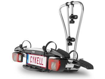 Велокрепление Whispbar Cykell T21 Bike Carrier + Whispbar CK602 Bike Adapter — фото