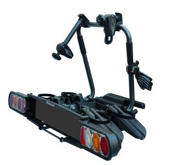 Велокрепление Peruzzo 708 Pure Instinct + Peruzzo 661 Bike Adapter — фото