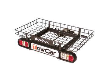 Корзина на фаркоп TowCar TowBox Cargo — фото