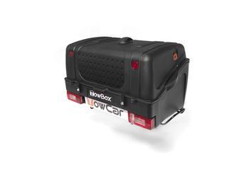 Бокс на фаркоп TowCar TowBox V1 Black — фото