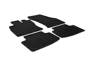 Резиновые коврики Gledring для Volkswagen Golf Sportsvan 2014→ — фото
