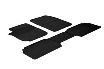 Резиновые коврики Gledring для Citroen Xsara Picasso 2000-2008 — фото
