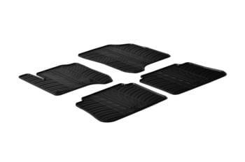 Резиновые коврики Gledring для Citroen C3 Picasso 2009→ — фото