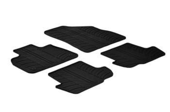 Резиновые коврики Gledring для Citroen DS5 2011→ — фото