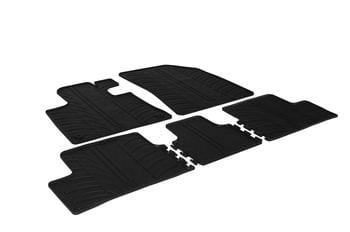 Резиновые коврики Gledring для Citroen C4 Picasso (mkII) 2013→ — фото
