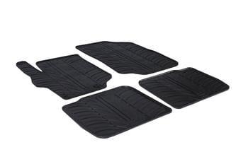 Резиновые коврики Gledring для Peugeot 301 / Citroen C-Elysee 2012→ — фото