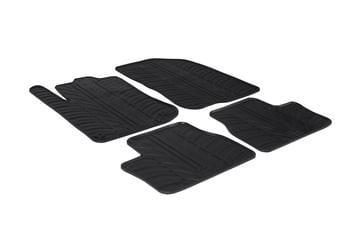 Резиновые коврики Gledring для Peugeot 2008 2013→ — фото