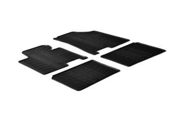 Резиновые коврики Gledring для Hyundai i40 (wagon) 2011→ — фото
