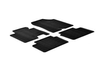 Резиновые коврики Gledring для Hyundai i30 (mkII) / Kia Cee'd (mkII) 2012-2015 — фото