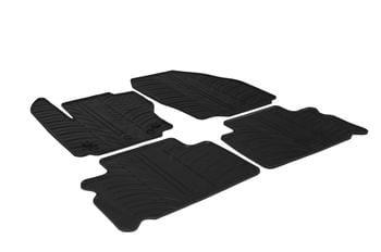 Резиновые коврики Gledring для Ford Galaxy (mkII) 2012-2015 — фото