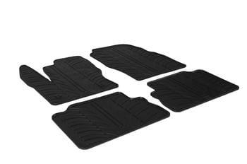 Резиновые коврики Gledring для Ford Kuga (mkII) 2013-2016 — фото