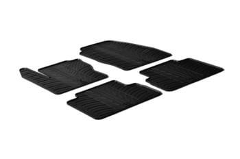 Резиновые коврики Gledring для Ford C-Max (mkII) 2010-2014 — фото