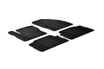 Резиновые коврики Gledring для Ford Kuga (mkII) 2011-2013 — фото