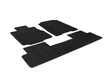 Резиновые коврики Gledring для Honda CR-V (mkIV) 2012-2016 — фото