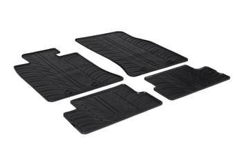 Резиновые коврики Gledring для Mini Cooper (R56) 2006-2014 — фото