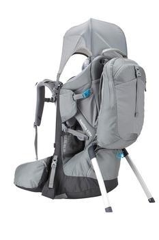Рюкзак-переноска Thule Sapling Elite Child Carrier (Dark Shadow) — фото