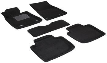 Двухслойные коврики Sotra 3D Premium 12mm Black для Lexus GS450 (mkIII) 2005-2012 — фото