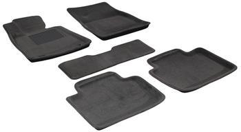 Двухслойные коврики Sotra 3D Premium 12mm Grey для Lexus GS450 (mkIII) 2005-2012 — фото