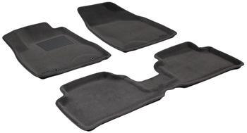 Двухслойные коврики Sotra 3D Premium 12mm Grey для Lexus RX330/350 (mkII) 2003-2009 — фото