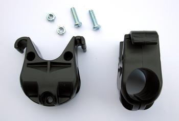 Крепежи резиновые Peruzzo 934 Two Single Supports — фото